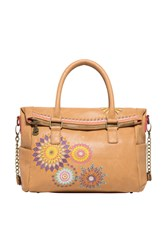 Desigual Bag Amelie Loverty Brown