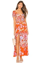 42922df72f3 Spell And The Gypsy Collective X Revolve Lily Gown Orange
