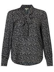 Alice By Temperley Somerset By Alice Temperley Mini Floral Print Blouse Black