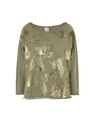 Deha Sweatshirts Military Green