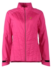 Asics Speed Hybrid Sports Jacket Magenta Pink