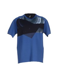 Jupiter Topwear T Shirts Men Blue
