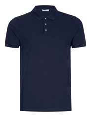 Selected Blue Homme Navy Slim Fit Polo Shirt