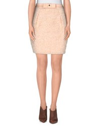 Elisabetta Franchi Gold Skirts Mini Skirts Women