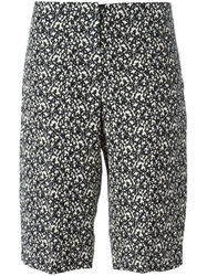 Joseph Knee Lenght Printed Shorts