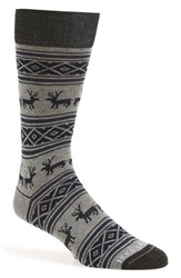 Men's Hook Albert 'Reindeer' Socks