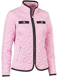 Daily Sports Britney Quilted Jacket Pink