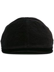 Dolce And Gabbana Classic Flat Cap Black