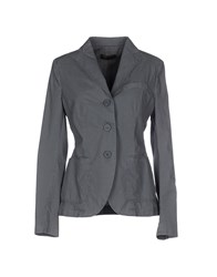 Peserico Suits And Jackets Blazers Women Grey
