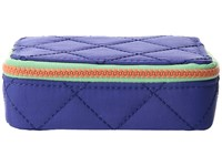 Baggallini Travel Pill Case Royal Blue Mint Wallet