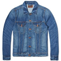 Edwin Buddy Denim Jacket Blue