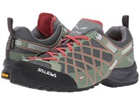 Salewa Wildfire S Gtx R Magnet Hot Coral Shoes Gray