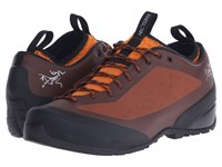 Arc'teryx Alpha Fl Gtx Approach Oxide Chutney Men's Shoes Brown