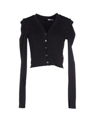 Fly Girl Knitwear Cardigans Women Black