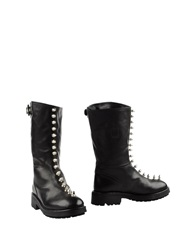 Dondup Ankle Boots Black