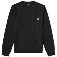 Paul Smith Zebra Crew Sweat Black
