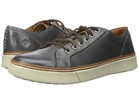 Sperry Clipper Ltt Charcoal Men's Lace Up Casual Shoes Gray