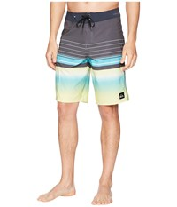 Quiksilver Highline Swell Vision 21 Boardshorts Cyan Blue Swimwear