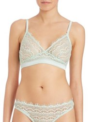 Mimi Holliday New Comfort Triangle Bra Green