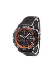 Tag Heuer 'Formula 1 Chrono Automatic Black' Analog Watch