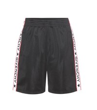 Givenchy Applique Shorts Black