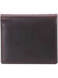 Haerfest 'K33 D' Bi Fold Wallet Brown