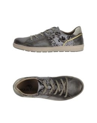 Mjus Low Tops And Trainers Grey
