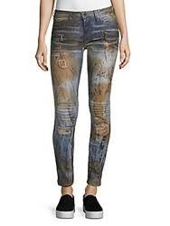 Robin's Jean Distressed Jeans New York