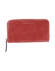 Brunello Cucinelli Wallets Maroon