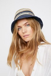 Free People Womens Artisan Bucket Hat