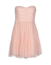 Duck Farm Dresses Short Dresses Women Light Pink