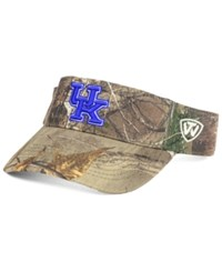 Top Of The World Kentucky Wildcats Rtx Visor Camo
