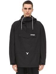 Napapijri Skidoo S Tribe Cb Hooded Techno Jacket Black