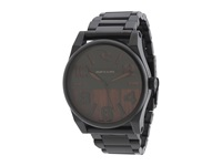 Rip Curl Flyer Midnight Wood Watches Black