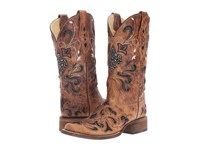 Corral Boots A2840 Antique Saddle Black Women's Brown