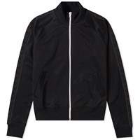 Fred Perry 'S Taped Track Jacket Black