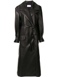 Strateas Carlucci Meta Oversized Trench Coat 60