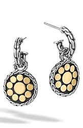John Hardy Women's 'Dot' Drop Earrings