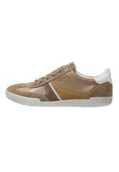Ecco Graham Trainers Navajo Brown Navajo Birch Beige