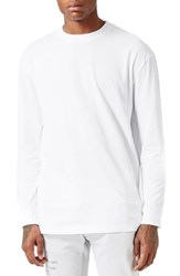Topman Men's Aaa Collection Say It Ain't So Graphic T Shirt White Multi