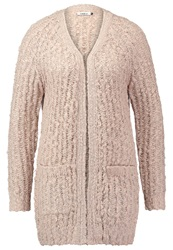 Only Onlsissy Cardigan Egret Peach Off White