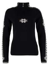 Dale Of Norway Geilo Jumper Black Offwhite