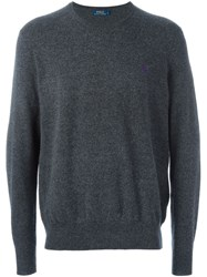 Polo Ralph Lauren Crew Neck Pullover Grey