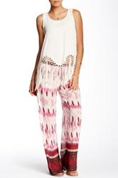 Romeo And Juliet Couture Palazzo Pant Red