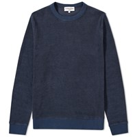 Ymc Endless Summer Crew Sweat Blue