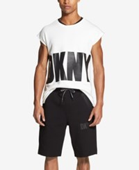 Dkny Athleisure Shorts Black