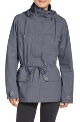 Columbia Women's Remoteness Water Resistant Jacket India Ink