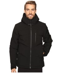 Obermeyer Gamma Down Jacket Black Men's Coat