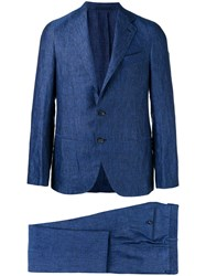 Caruso Dinner Suit Blue
