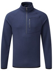 Craghoppers Men's Liston Half Zip Jacket Midnight Blue